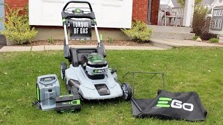 "EGO Power+ 21"" Cordless Lawn Mower Review"
