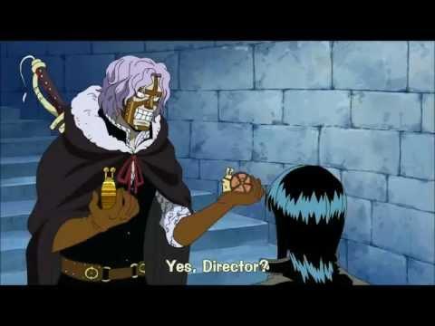 One Piece CP9 Spandam AWKWARD moments