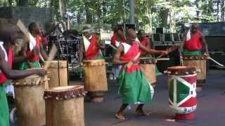 The Drummers of Burundi - AFH127