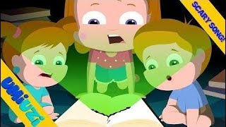 Umi Uzi | Book Tale | Scary Nursery Rhymes For Kids | Videos For babies | Stories of the Book