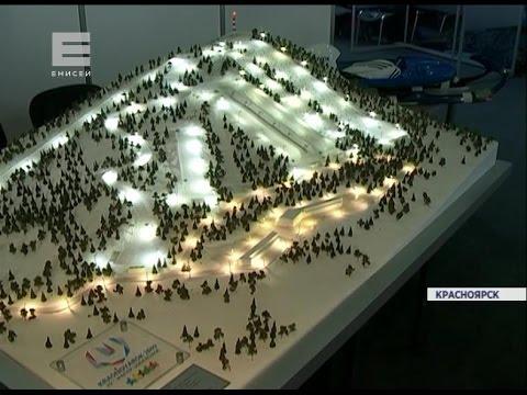 Макет одного из ключевых объектов Универсиады-2019 представили на выставке спорта