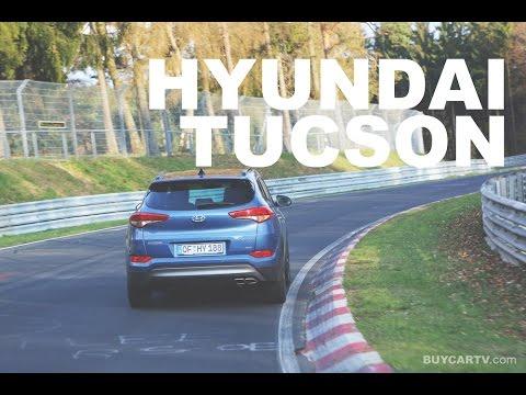 世界級跑旅 Hyundai All New Tucson | 海外試駕