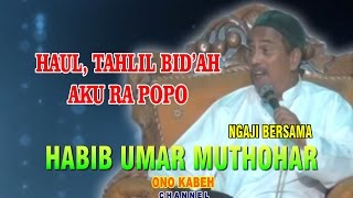 Habib Umar Muthohar Semarang