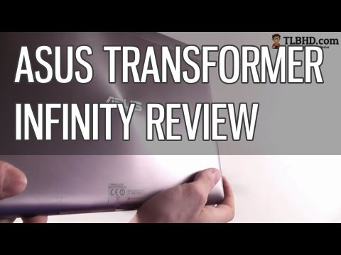 Asus Transformer Infinity TF700 full review!