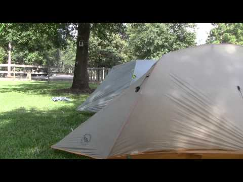 Ultralight Backpacking Tents - 2015