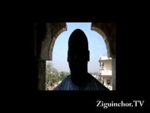 Ziguinchor TV,  Rencontre Transvie, Populations, Mouhamadou lamine tamba, Président des transporteur