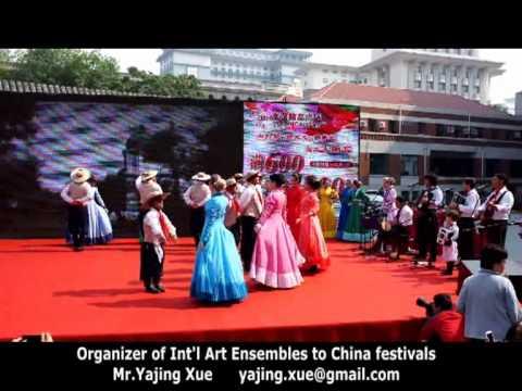15th Beijing International Tourism Festival, 2013 - Brazil Folk Dance (GAS) 5