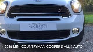 Mini Countryman 1.6 Cooper S All-4 Auto