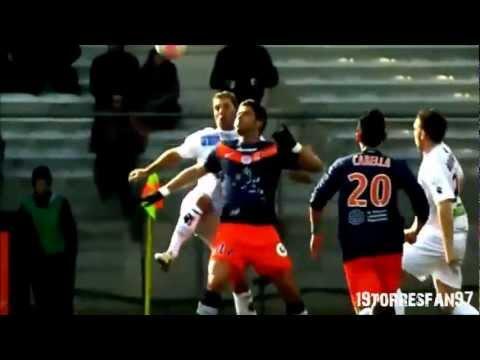 Olivier Giroud | Montpellier 2010-2012 | HD