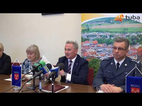 Budowa nowego więzienia w Brzegu konferencja prasowa 14 02 2018