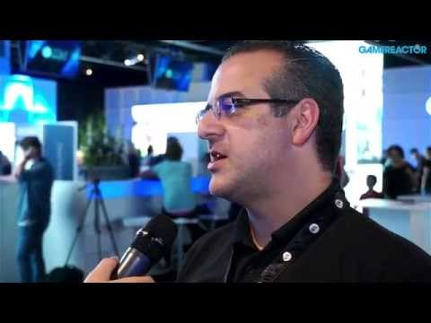 NHL 15 - Andy Agostini Gamescom 2014 Interview [Adding