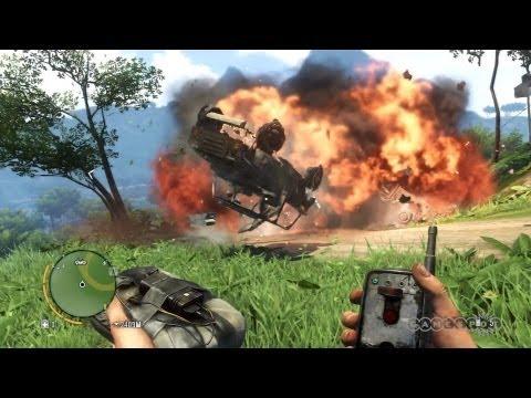 Far Cry 3 - The Gun Show