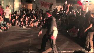 Thesis & El Nino vs. Dynamic Rockers | To The Pointz | Top 8
