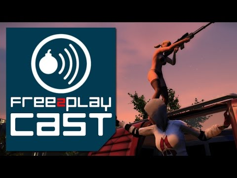 Free to Play Cast: PAX South Wrap-up. Engine Changes. and First Look Reviews Ep 168