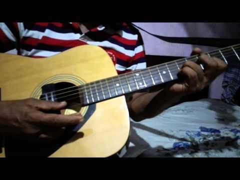Penena Nopenena Duraka Indan Guitar Lead Part - Jayantha De Saram video