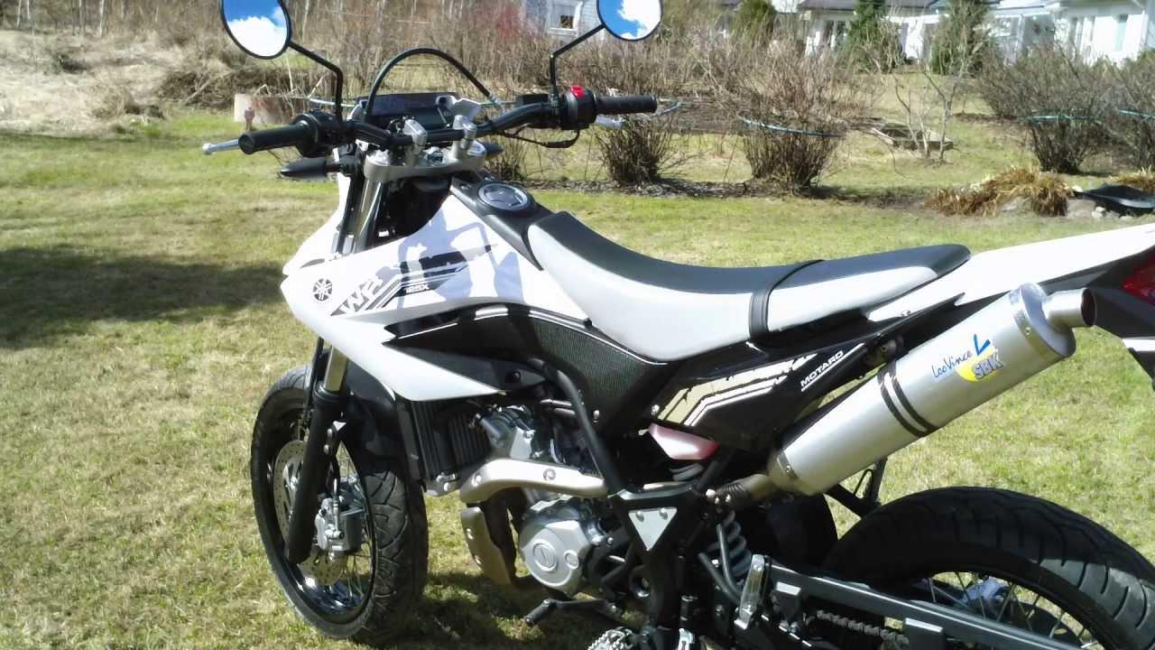 Yamaha Wr  Exhaust