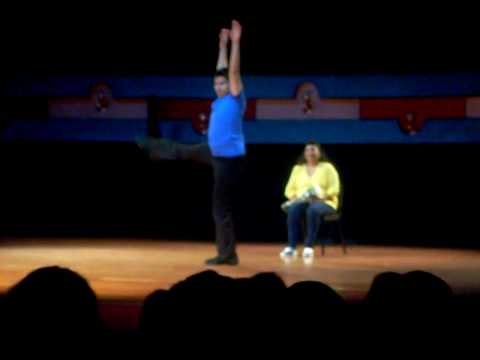 Moody High School Dance Recital 2010 - Beacause Of You (Daniel Garza)