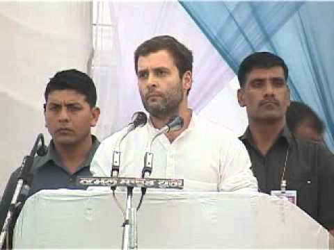 Rahul Gandhi Speaks At Panjab University Chandigarh Pu video