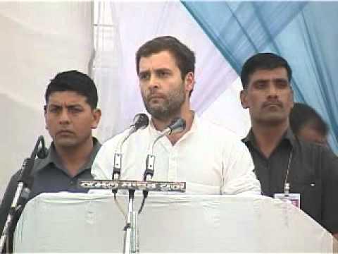 Rahul Gandhi Speaks At Panjab University Chandigarh Pu video