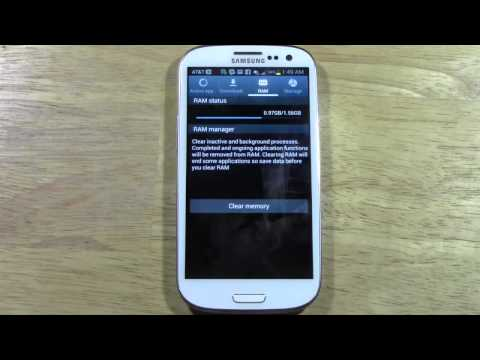 My Galaxy S3 is Running Slow...How to Speed It Up​​​   H2TechVideos​​​