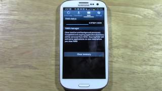 My Galaxy S3 is Running Slow...How to Speed It Up