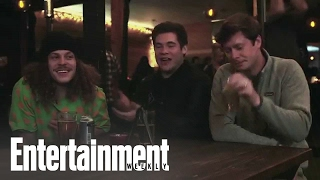 The Workoholics: Cast Impersonates Each Other Over Beers | Entertainment Weekly