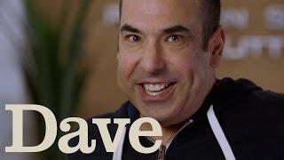 Rick Hoffman Rapid Fire Questions | Suits Season 5 | Dave