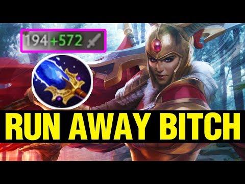 RUN AWAY BIT** - 33 Plays Legion Commander - Dota 2