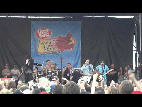 Sleeping With Sirens- Do It Now Remember It Later  Warped Tour 2012 (toronto) video