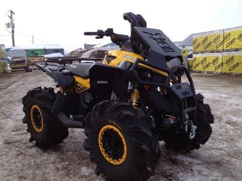 2013 Canam XXC1000 Renegade Built for South Saskatchewan Mud!