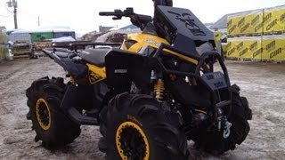 2013 Canam XXC1000 Renegade Built for South Saskatchewan Mud!