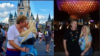 MY FIRST TIME AT DISNEYWORLD! (cute couples vlog)