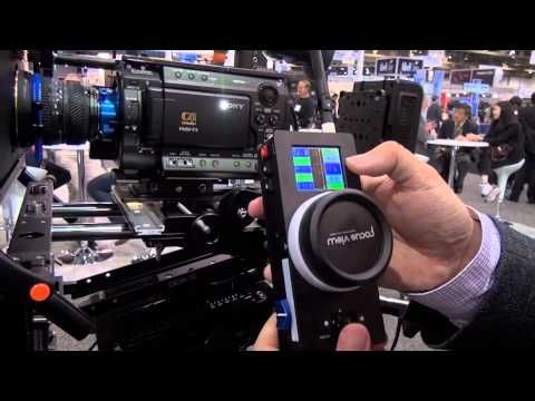 NAB 2012  - Focus View 3D Wireless System