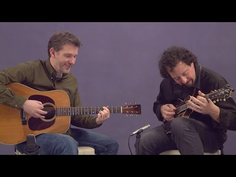 Bryan Sutton and Mike Marshall -