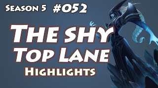 The shy - Lissandra vs Jax - ahq Westdoor, KR LOL SoloQ Highlights