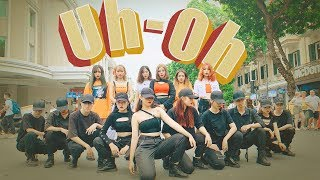 [KPOP IN PUBLIC CHALLEGE] (G)I-DLE((여자)아이들) _ Uh-Oh (Dance Break Ver.) Dance Cover By S.A.P 🇻🇳