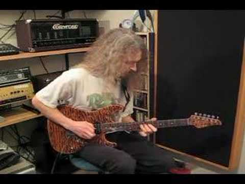 Guthrie Govan - Jeff Beck Style Track