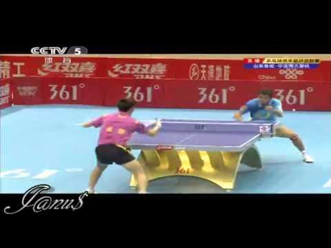 2012 China Super League: ZHANG Jike - YAN An [Full Match/Short Form]