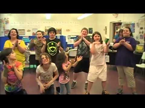 Happy Music Video  - Shenango Valley Faith Academy - 05/22/2014