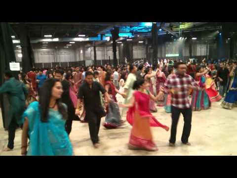 Atul Purohit- Uniteds Garba in NJ USA 4 1st time