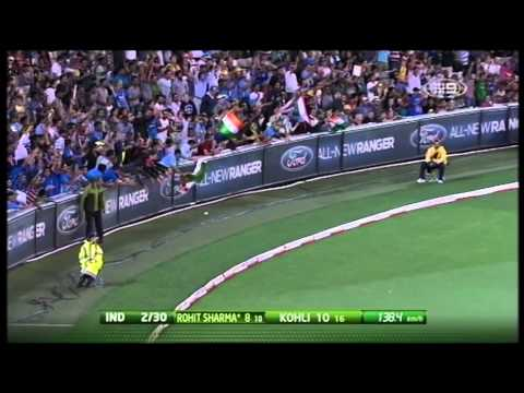 Commonwealth Bank Series Match 1 Australia vs India - Highlights