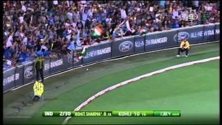 Commonwealth Bank Series Match 1 Australia vs India - Highlights