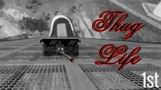 Thug Life • GTA Online Stunt Race