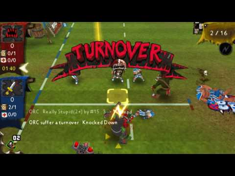 Sony PSP PPSSPP Blood Bowl USA FULL HD thumbnail
