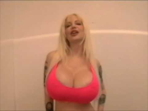 Sabrina Sabrok Lights Up NFLOne.com Video