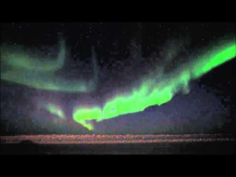 Aurora Borealis Tuktoyaktuk, NT northern lights January 2014
