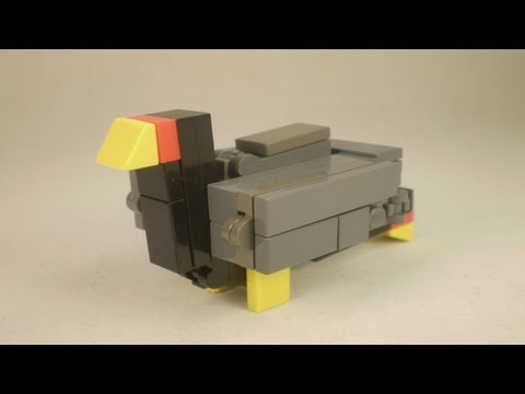 Lego Transformers #73 - Fair Game