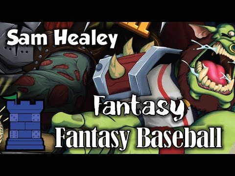 Fantasy Fantasy Baseball Review - with Sam Healey