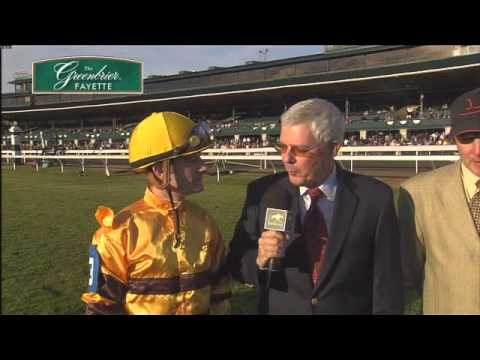 2010 Greenbrier Fayette Stakes