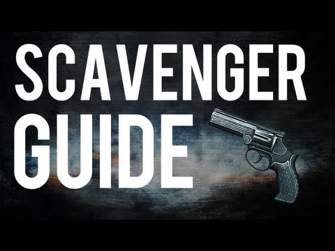Battlefield 3 Aftermath: Scavenger Guide!